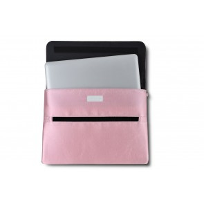 Sleeve Flickz Pink Chroma 15 inch Open