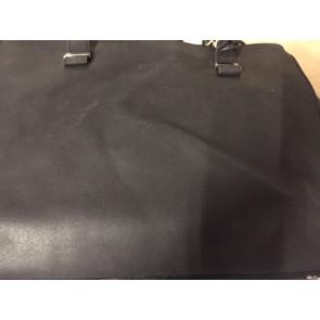 Burkely Leren Handtas Fundamentals Vintage Wieske 2 Zipper Zwart OUTLET