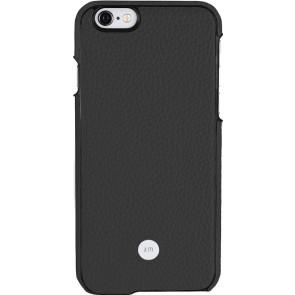 Just Mobile Quattro Back Cover iPhone 6/6S Black achterkant