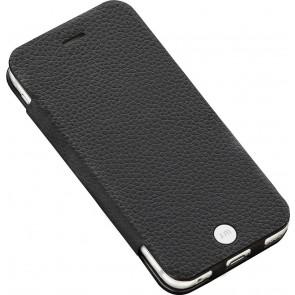 Just Mobile Quattro Folio iPhone 6/6S Black liggend
