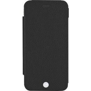 Just Mobile Quattro Folio iPhone 6/6S Black voorkant
