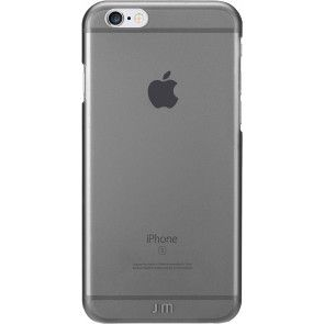 Just Mobile TENC AutoHeal Cover iPhone 6/6S Plus Matte Black achterkant