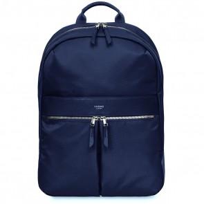 Knomo Dames Laptop Rugtas 14 inch Mayfair Beauchamp 2.0 Donkerblauw Voorkant
