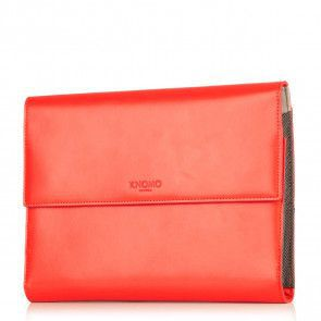 Knomo Knomad iPad Mini Leather Tomato Voorkant