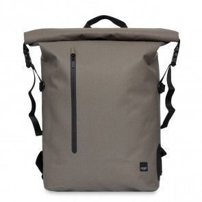 Knomo Laptop Rugzak 15 inch Cromwell Khaki Voorkant
