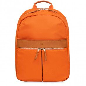 Knomo Beauchamp Backpack Papaya 14 inch Voorkant