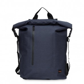 Knomo Cromwell Rugzak Blauw 15 inch Voorkant