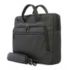 Tucano Work_Out II Compact Bag for MacBook Pro 15 inch Black Zijdelings