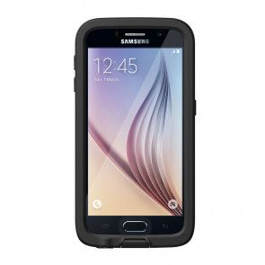 LifeProof Frē for Galaxy S7 Case Black voorkant