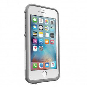 LifeProof Frē for iPhone 6/6S Plus Case Avalanche White