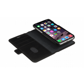 dbramante1928 iPhone 11 Pro Max Lynge Leather Wallet Zwart