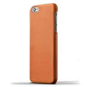 Mujjo Leather Case iPhone 6/6S Plus Tan