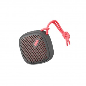 Nude Audio Move S Bluetooth Speaker Coral Voorkant