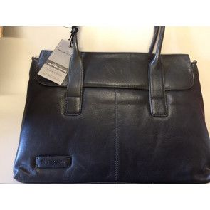 Plevier Dames Businesstas 473 Black 16-17 inch - Outlet
