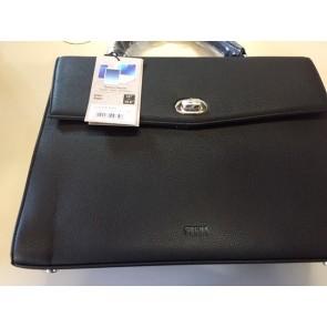 SOCHA Dames Laptoptas 13.3 inch Audrey Zwart - Outlet