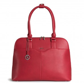 SOCHA Dames Laptoptas Couture Rouge 14-15.6 inch Voorkant