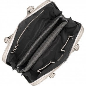 SOCHA Dames Laptoptas 14 inch Midi Vanilla Open