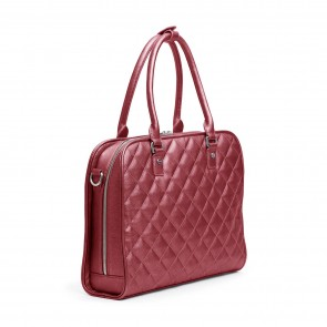 SOCHA Ella Dark Cherry Businessbag 11-13.3 inch Achter- zijkant