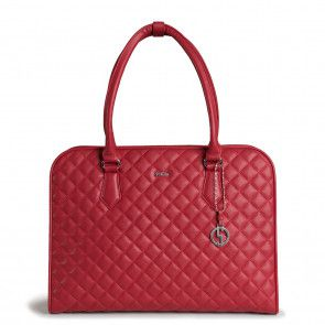 SOCHA Red Diamond Businessbag 15.6 inch Voorkant