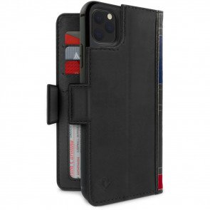 Twelve South BookBook iPhone 11 Pro Case Wallet Zwart