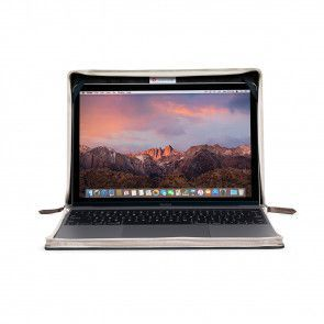 Twelve South BookBook V2 MacBook 12 inch 2016 voorkant open