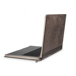 Twelve South BookBook V2 MacBook Pro 13 inch 2016 achterkant