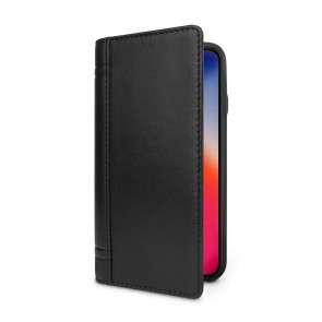 Twelve South Journal for iPhone X / XS Black Voorkant