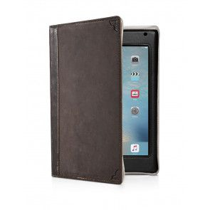 Twelve South BookBook iPad Mini 1/2/3/4 Case Vintage Brown voorkant
