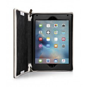Twelve South BookBook iPad Mini 1/2/3/4 Case Vintage Brown open