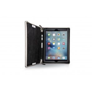 Twelve South BookBook iPad Pro 9.7 Case Brown Open