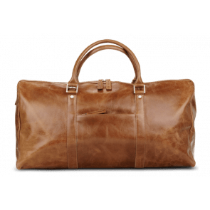 dbramante1928 Kastrup 2 Weekender Bag Dark Tan Achterkant