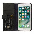 Decoded Leather 2 in 1 Wallet Case iPhone 7 Plus/6S Plus/6 Plus Black Open